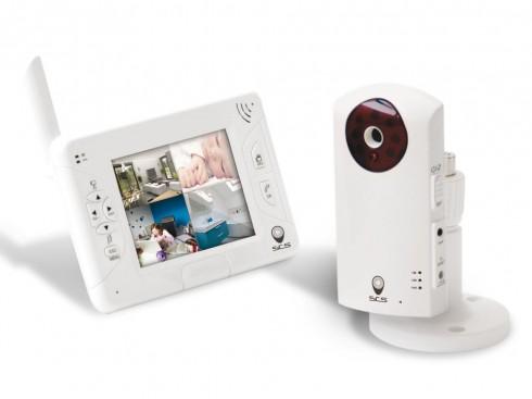 kit videosurveillance bébé sans fil